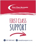 First Class Accounts - Wigram logo